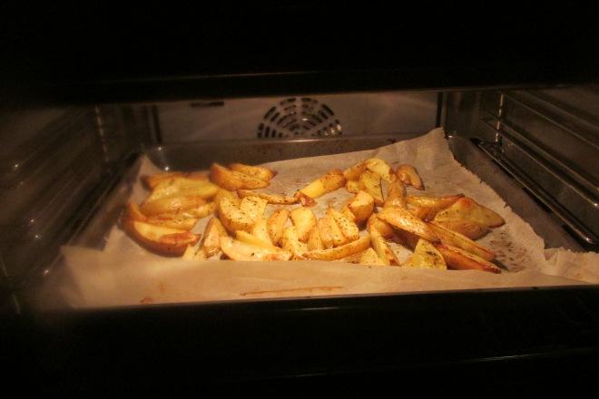 aardappelen met oregano