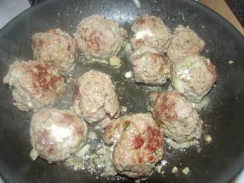 gehaktballetjes met feta