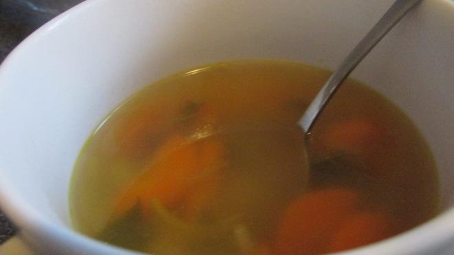 kipfilet soep