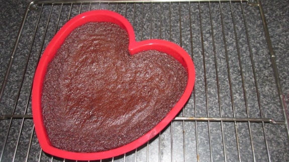 brownie valentijn