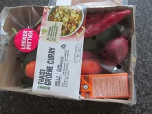 verspakket Thaise groene curry