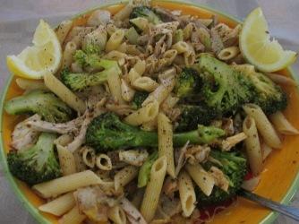 broccoli met knoflook en citroen