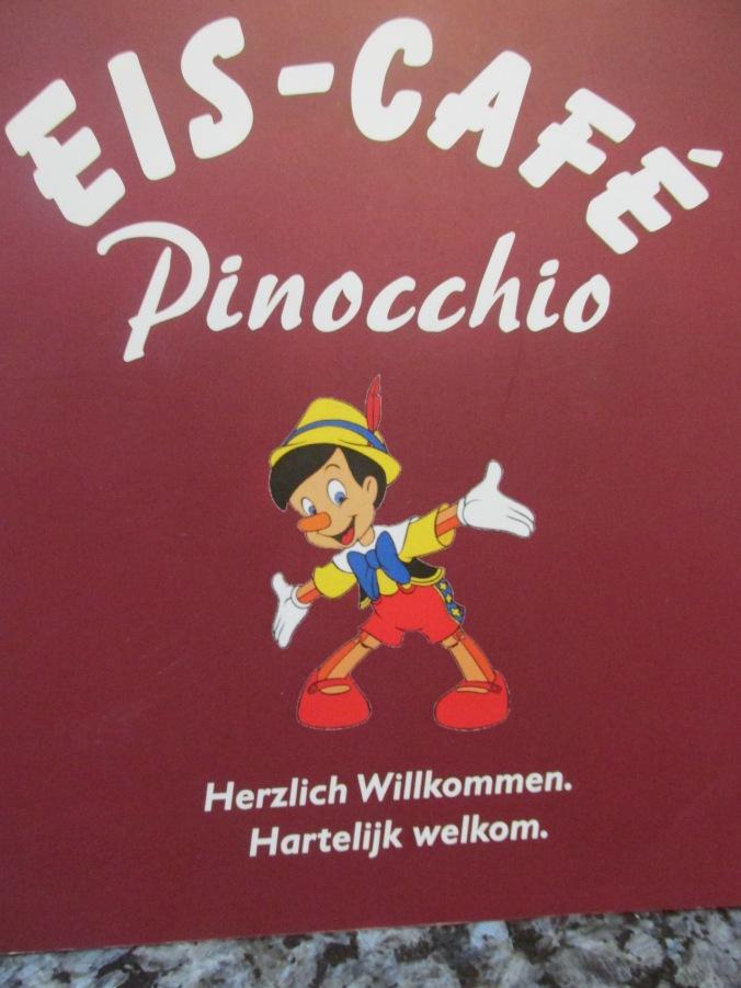 Eis-café Pinocchio