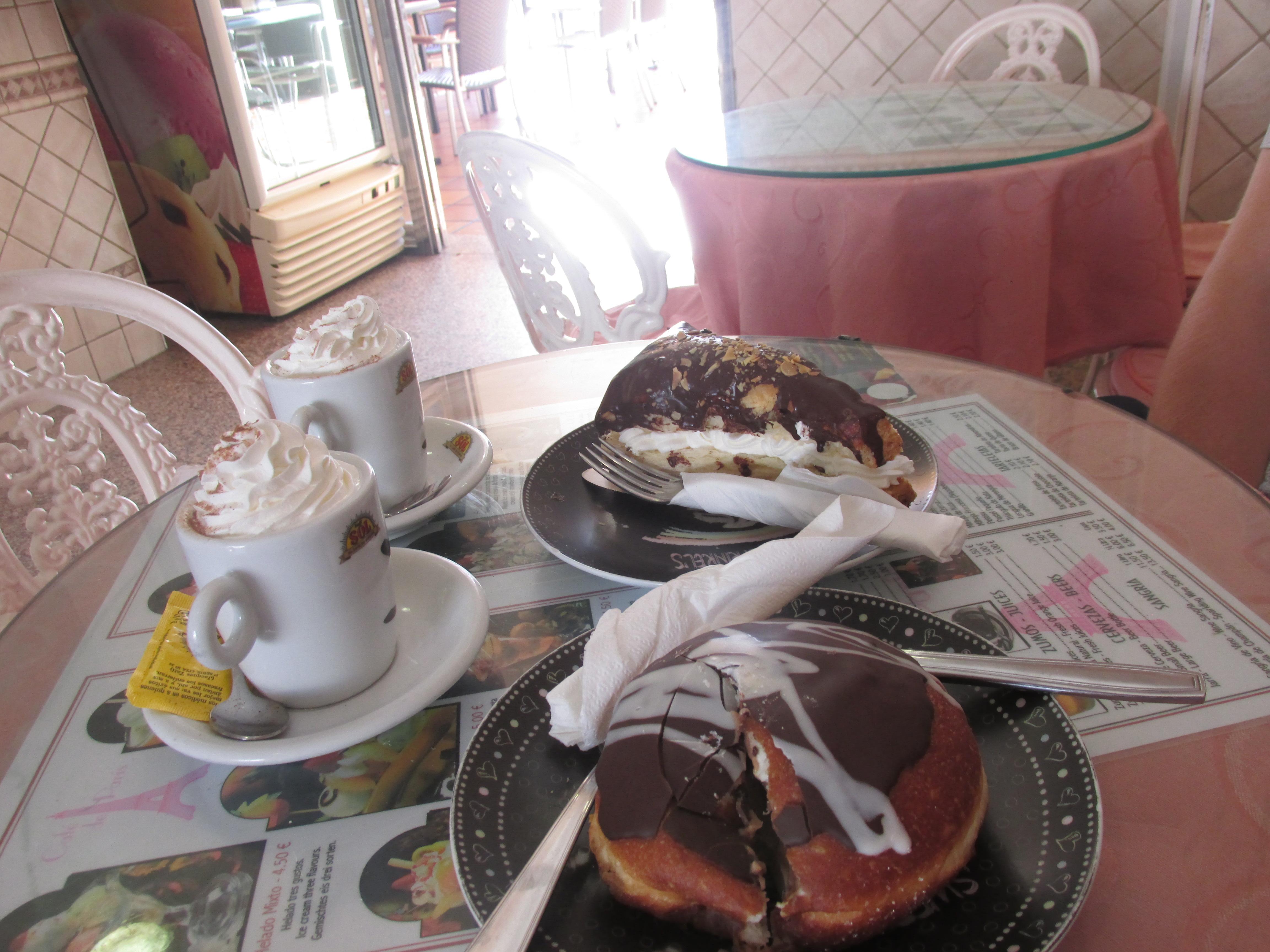 café de Paris, Corralejo Fuerteventura