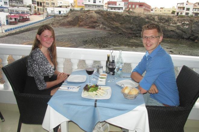 La Vaca Azul (Fuerteventura, El Cotillo).
