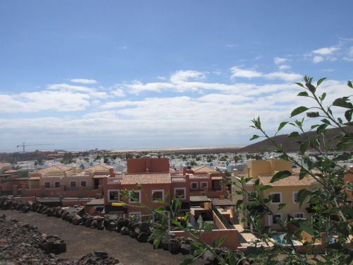 Villa mirador de Lobos Fuerteventura.