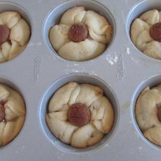 harde wener mini appelgebakjes voor sinterklaas