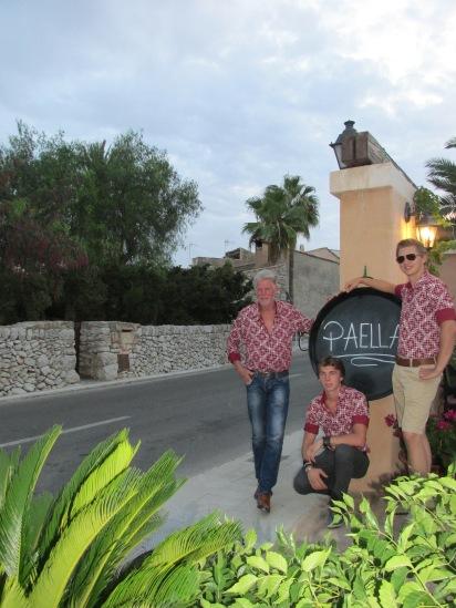 paella restaurant Mallorca