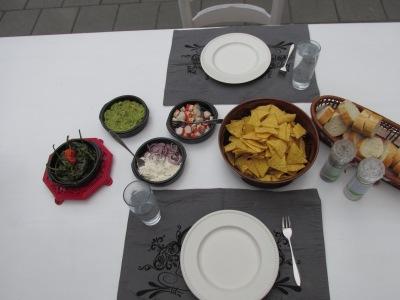 Mexicaanse tapas