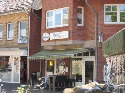 Meier's café en Backshop (Uelsen)