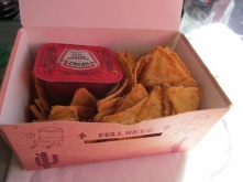 nachos (Transavia)
