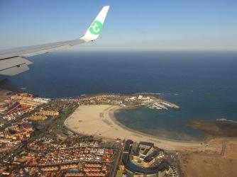 Transavia (Amsterdam-Fuerteventura)
