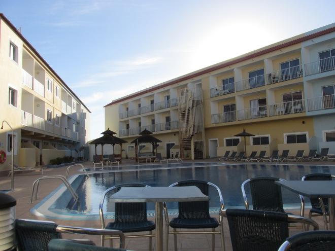 hotel Surfing colors (Corralejo, Fuerteventura)