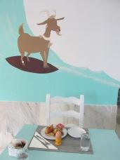 ontbijt Surfing colors (corralejo, Fuerteventura)
