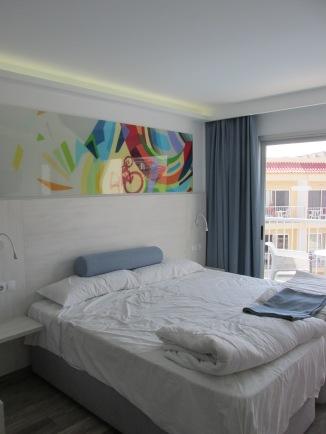 Surfing colors hotel Corralejo