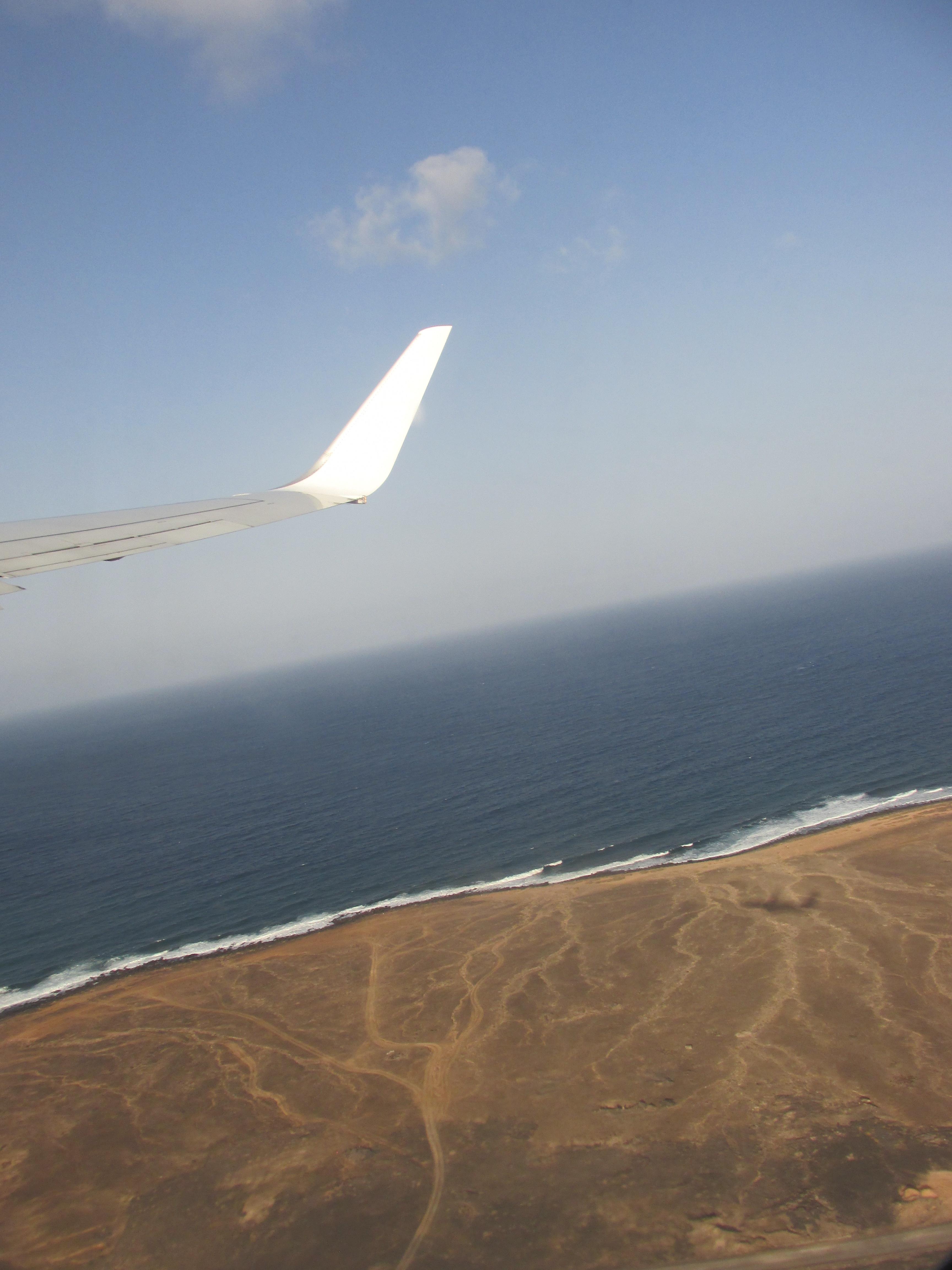 Transavia (Fuerteventura-Amsterdam)