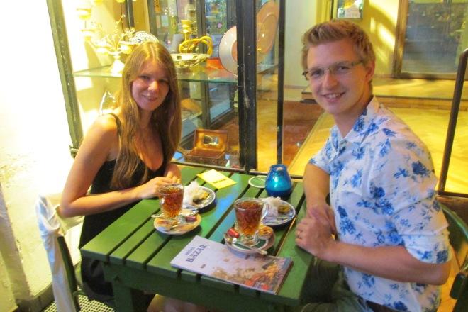 restaurant Bazar (Rotterdam)