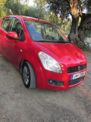 Huurauto Sunny Cars Zakynthos