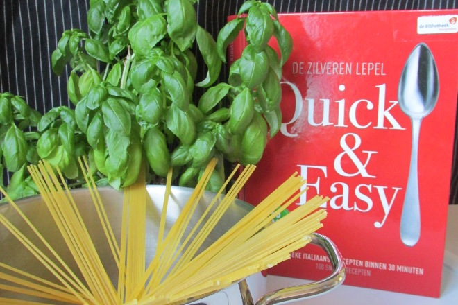 kookboek review: de Zilveren lepel Quick & easy