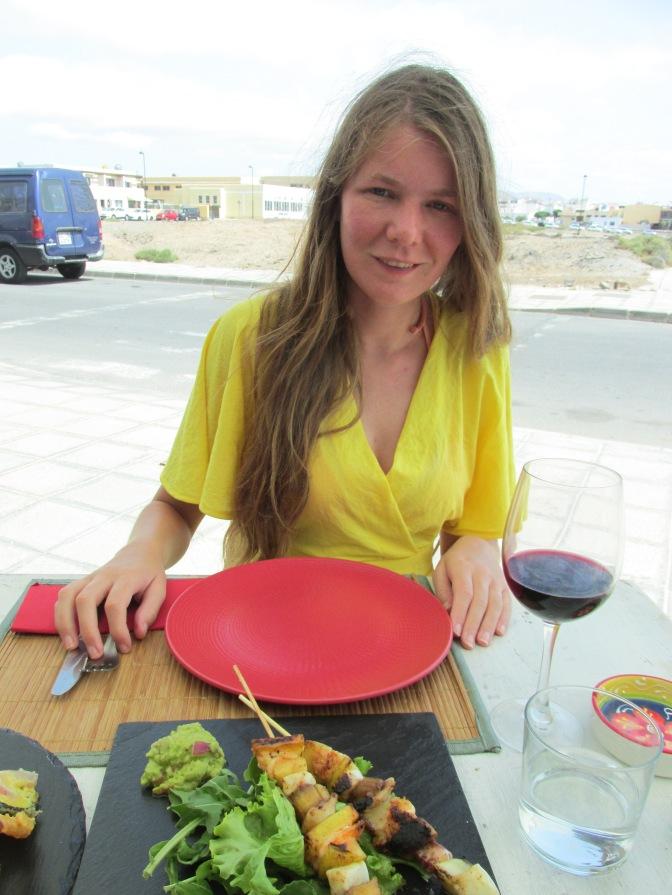Fuerteventura hotspot: Bonito gastrobar el Cotillo