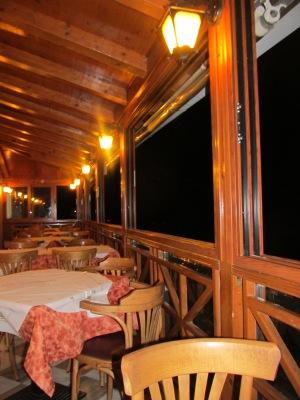Restaurants op Zakynthos, Agnadi restaurant.