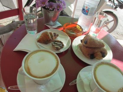 Zakynthos stad (Elena's Bakery)
