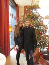 H4 hotel Münster (kerstmarkt)