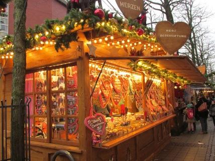 Kerstmarkt Münster.