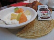 ontbijt H4 hotel Münster (kerstmarkt)