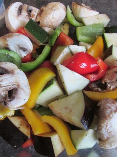 10 snelle, makkelijke, goedkope en gezonde recepten.. Groente ovenschotel