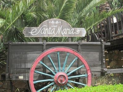 Leuke plaatsen op Fuerteventura: Betancuria (Casa Santa Maria)