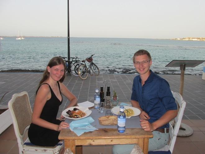 5 Italiaanse restaurants in corralejo. 3. Mi casa