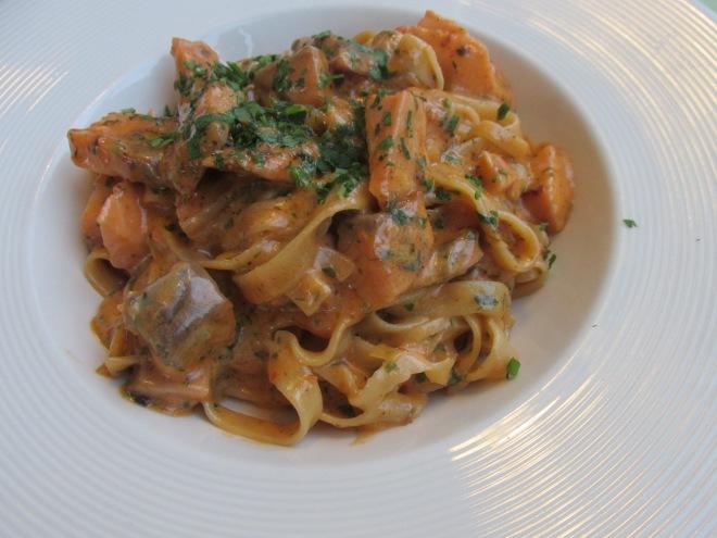 5 Italiaanse restaurants in corralejo. 1. La Scarpetta da Mario