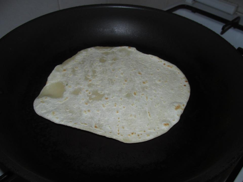 Basis recept, tortilla wraps.
