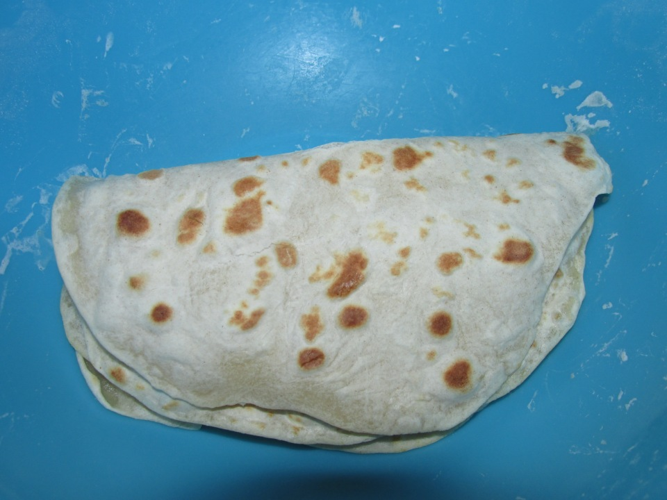 Basis recept, tortilla wraps.