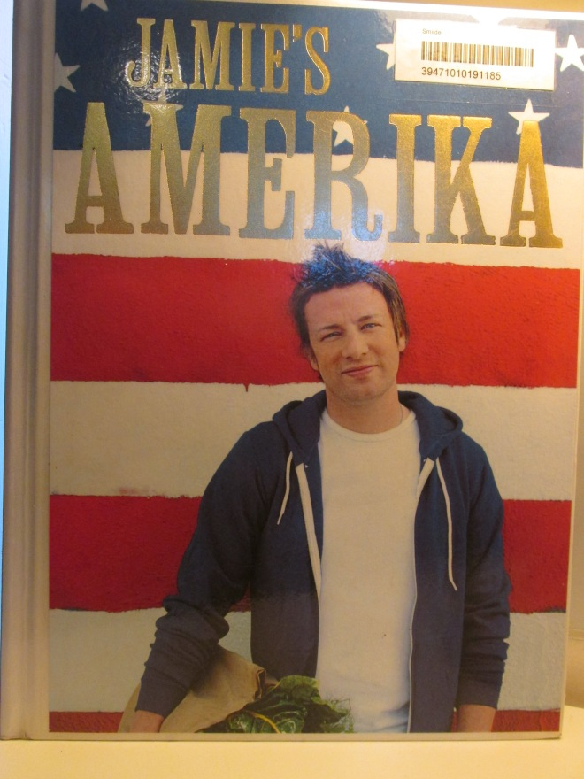 Kookboek review: Jamie's Amerika