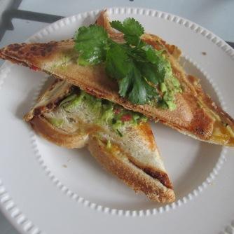 Mexicaanse tosti recept