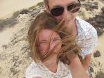 Wanneer/waarom je niet op vakantie moet gaan naar Fuerteventura. De wind.