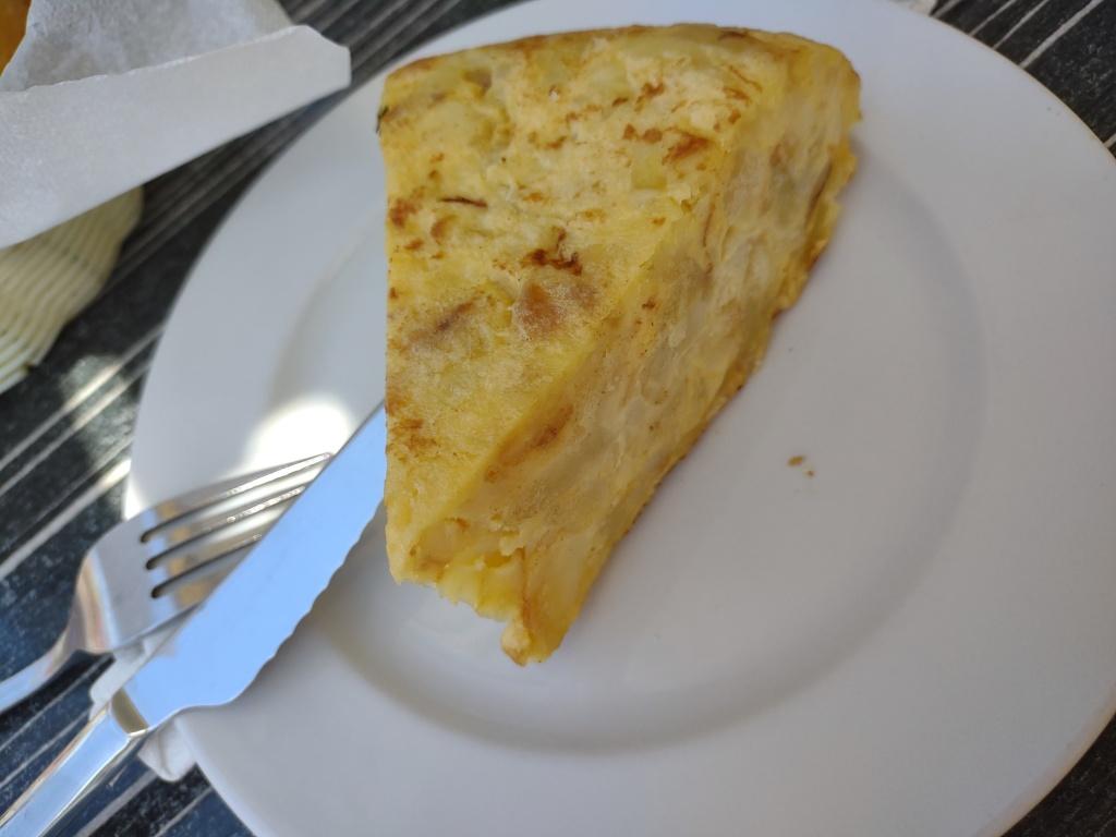 Tu Casa lll Spaanse tortillas