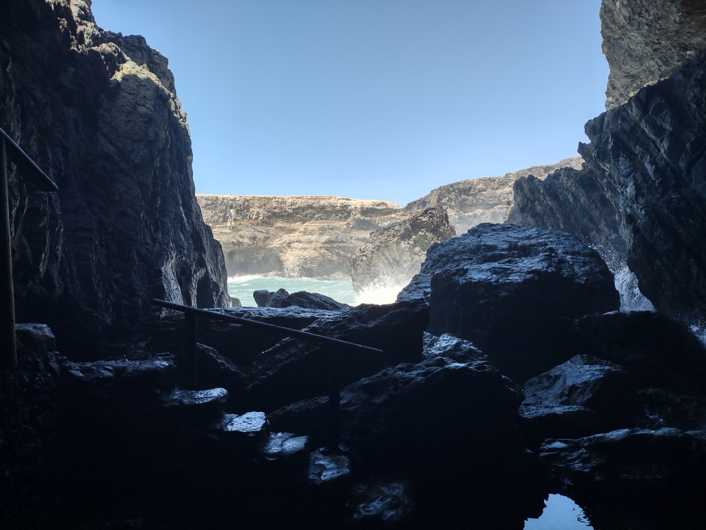 Ajuy grot Fuerteventura