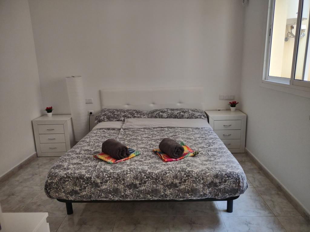 slaapkamer Fabelo Apartments