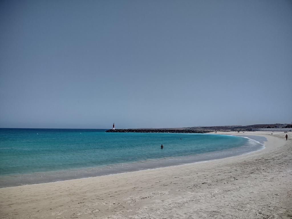 strand Puerto del Rosario