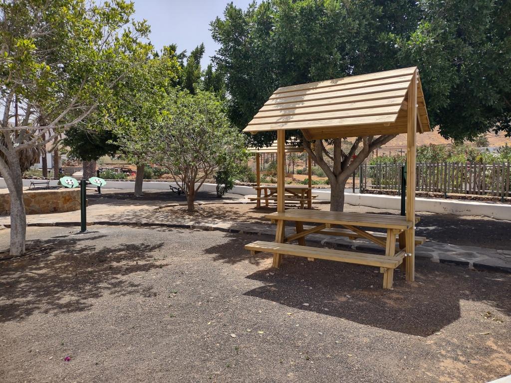 picknickplaats Fuerteventura